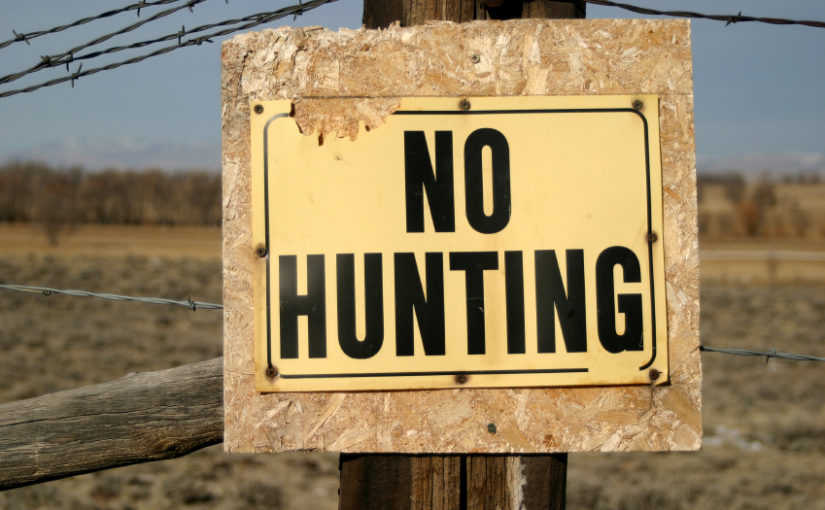 Ban All Hunting