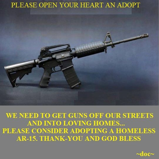 School Shooting Quotes: AR-15 Assault Rifle: Weapon Of Mass Destruction